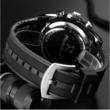 READEEL stopper-tachimeter analóg és digitális férfi sport karóra - cseppálló, karcálló
