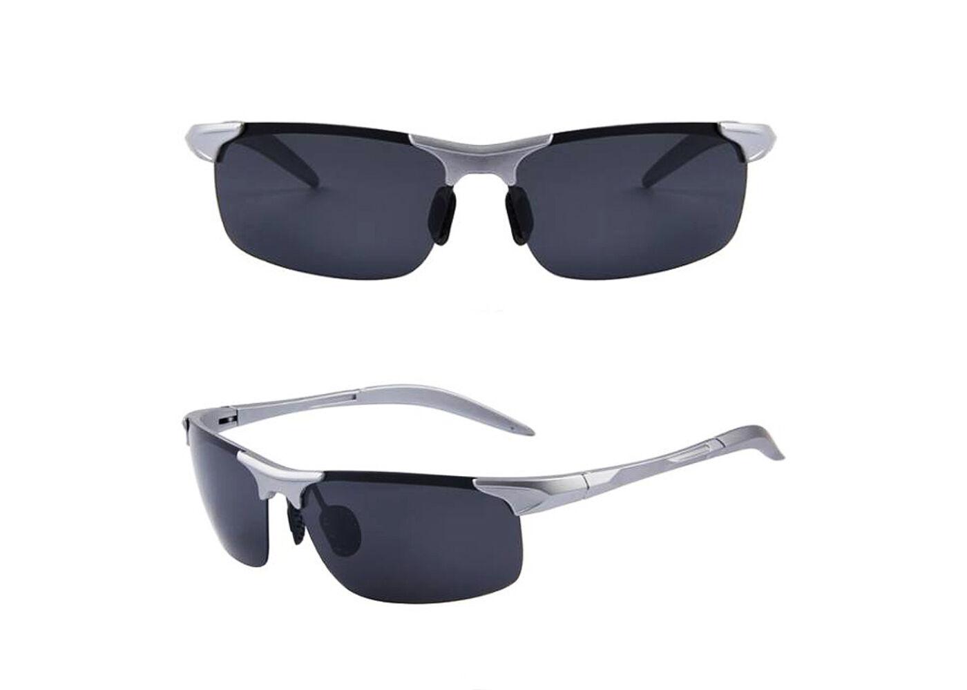 MERRY S ezüstkeretes polarizált férfi napszemüveg 98a596cf5d