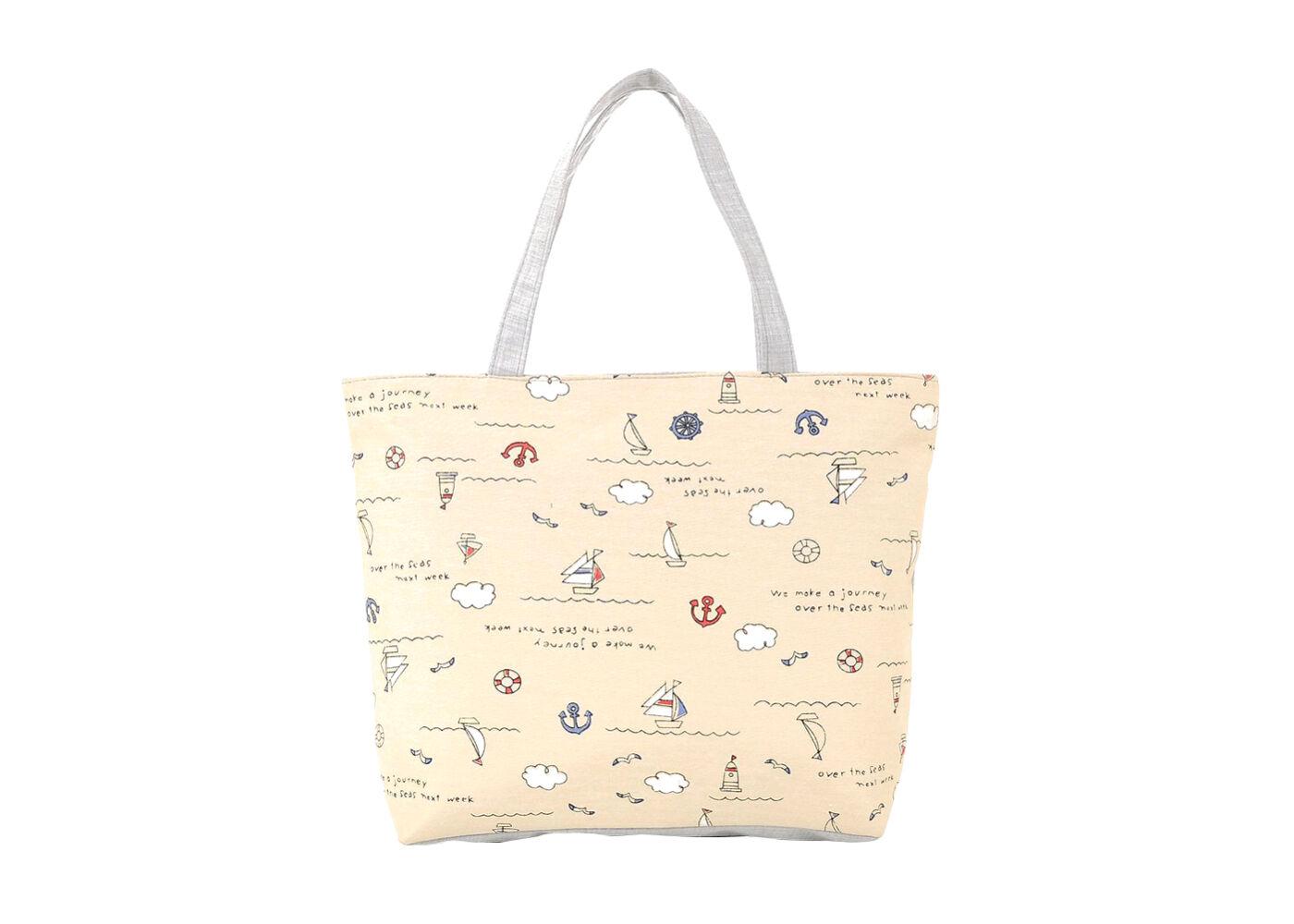 Aranyos mintás vászon táska bézs színben - Női táskák - WebMall ... af3e217637