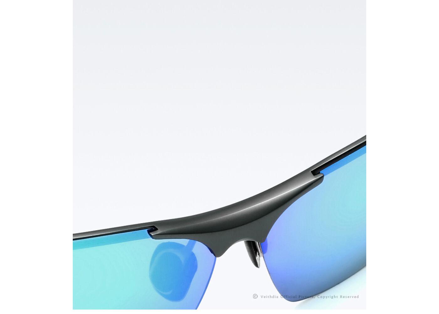 VEITHIDA polarizált alumínium-magnézium keretes férfi napszemüveg 1bbd233b93