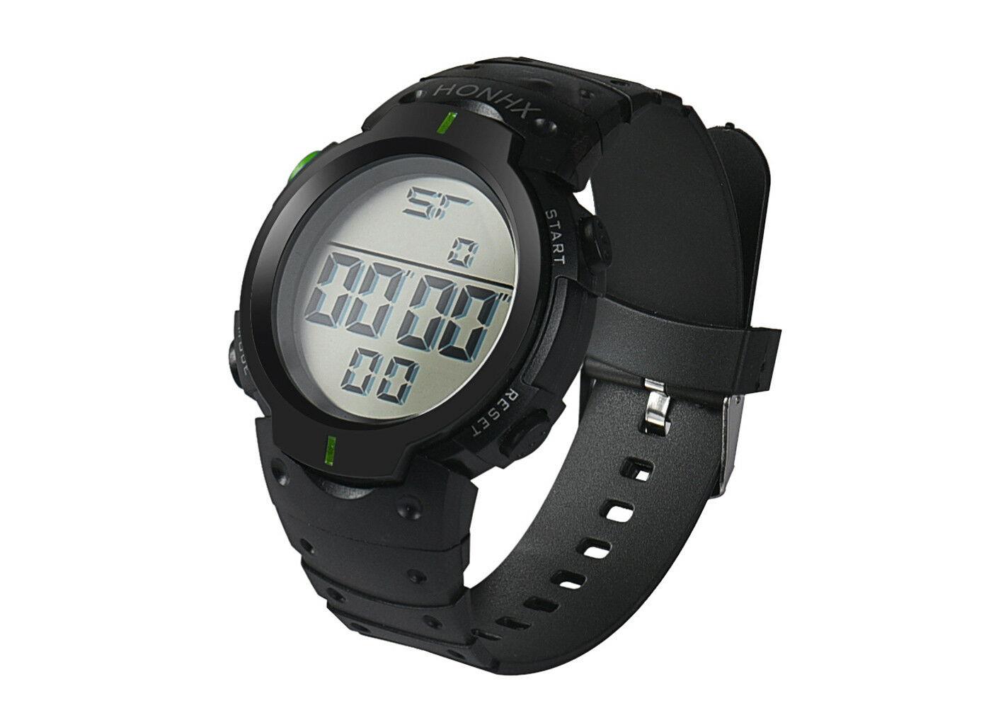HONHX LED digitális szilikon szíjas sport karóra 38e4d6d285
