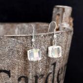 Afrikai gyöngy többsoros nyaklánc fülbevalóval