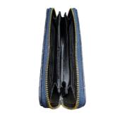 Maria King Trendi Uniszex Pénztárca (20x10), fekete