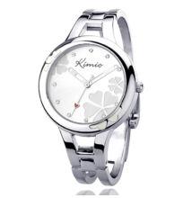Kimio ezüst színű karkötős óra c73b2a05c5