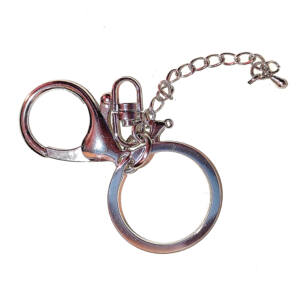 Yin Yang best friends páros nyaklánc, vagy választható karkötőre, kulcstartóra
