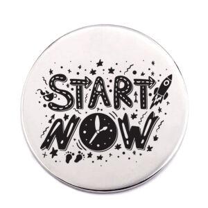 start-now-acél-kitűző
