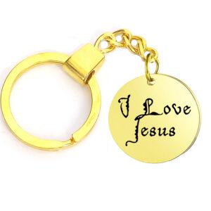 love-jesus-kulcstartó-több-színben