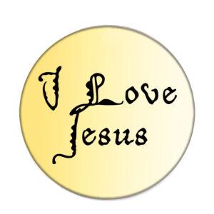 love-jesus-acél-kitűző