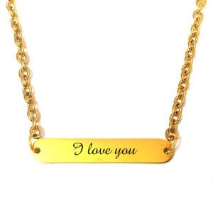 I-Love-You-feliratú-nyaklánc-tüköracél-lapocskával