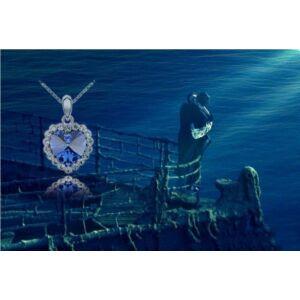 nyaklánc a Titanic c. filmből