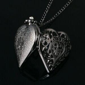 szív zsebóra