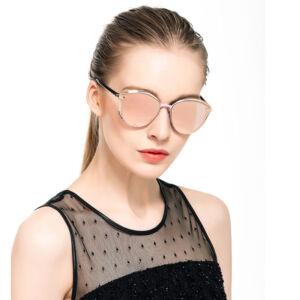 fekete női luxus napszemüveg