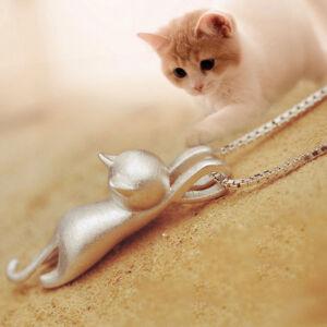 Kapaszkodó cicás nyaklánc