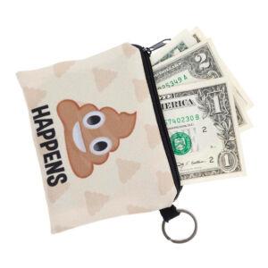 Vidám sz@rkupac mini pénztárca