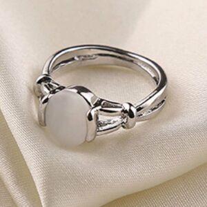 Holdköves gyűrű, több méretben