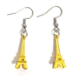 Eiffel-torony-fülbevaló