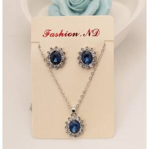 kék-nyaklánc-fülbevaló-szett