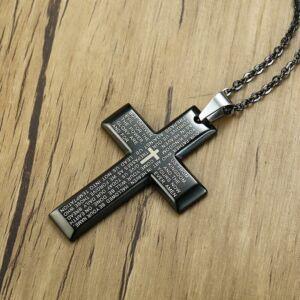 nemesacél kereszt és ima 2