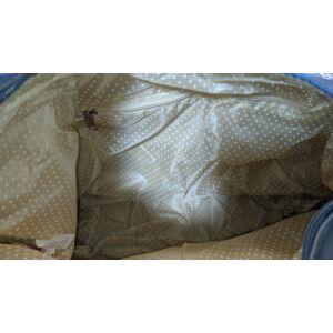Divatos női válltáska (34x26 cm) - sötétszürke