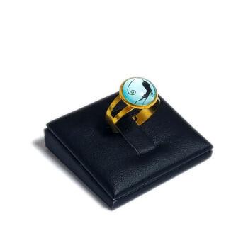 nyújtózkodó-cica-üveglencsés-gyűrű-választható-arany-és-ezüst-színben
