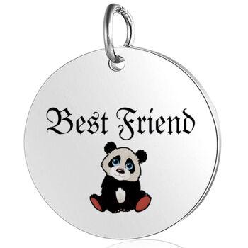Best-Friend-legjobb-barát-pandás-medál-lánccal-vagy-kulcstartó