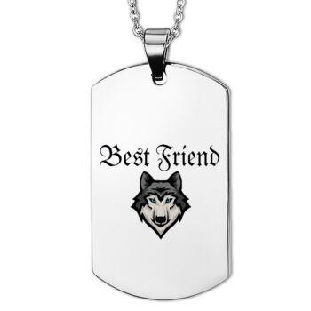 Best-Friend-legjobb-barát-farkasfej-medál-lánccal-vagy-kulcstartó