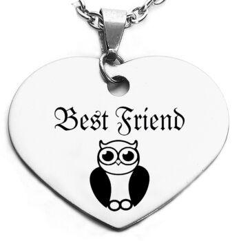 Best-Friend-legjobb-barát-baglyos-medál-lánccal-vagy-kulcstartó
