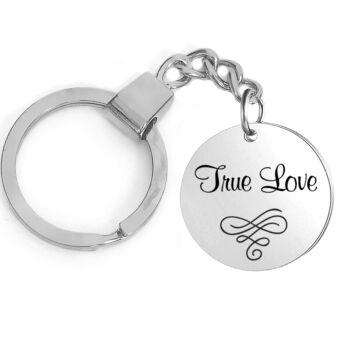 true-love-kulcstartó-több-színben