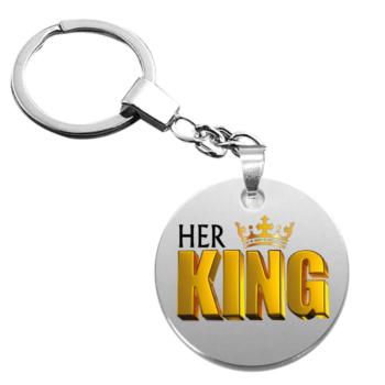 her-king-kulcstartó