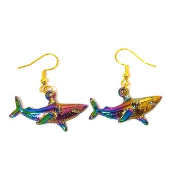 Cápa -fülbevaló