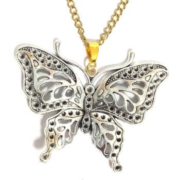 Nagyméretű pillangó-medál-választható-láncra-vagy-karkötőre-kulcstartóra