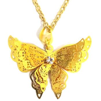 Aranypillangó -medál-választható-láncra-vagy-karkötőre-kulcstartóra