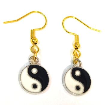 Yin yang-fülbevaló
