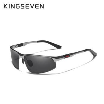 KINGSEVEN extravagáns sportos férfi napszemüveg
