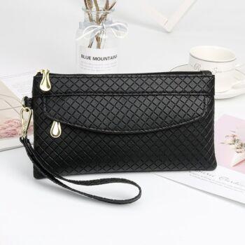 fekete pénztárca