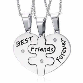 Best Friends hármas lánc