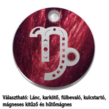 Horoszkóp, Capricorn-BAK-medál-lánccal-karkötővel-vagy-fülbevalóval