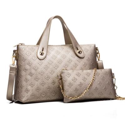 a54a5e12a3 Midini from Maria King Kétrészes luxus műbőr táska szett aranyszínű, arany  mintázattal
