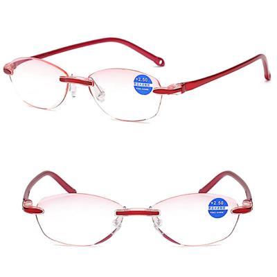 UVLAIK 2019 design, pirosas bordó memory design prémium olvasószemüveg, több erősségben
