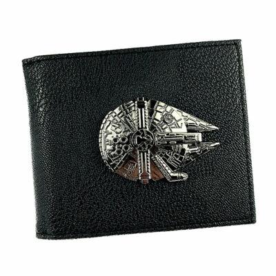 Star Wars Millenium Falcon pénztárca, 11x10 cm