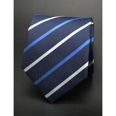 Sötétkék nyakkendő f58baf3a61