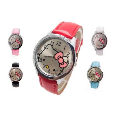 Hello Kitty óra kis kövekkel 13b4cbbbc7