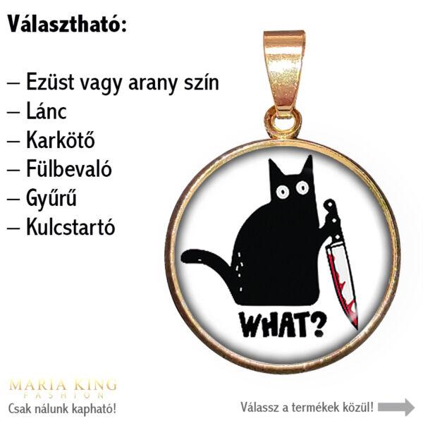 What Cat-medál-lánccal-karkötővel-vagy-fülbevalóval