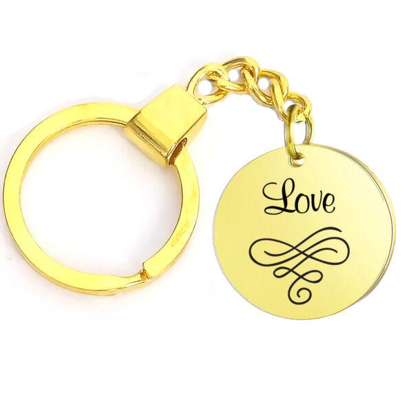 love-kulcstartó-több-színben