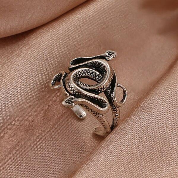 kígyós-gyűrű