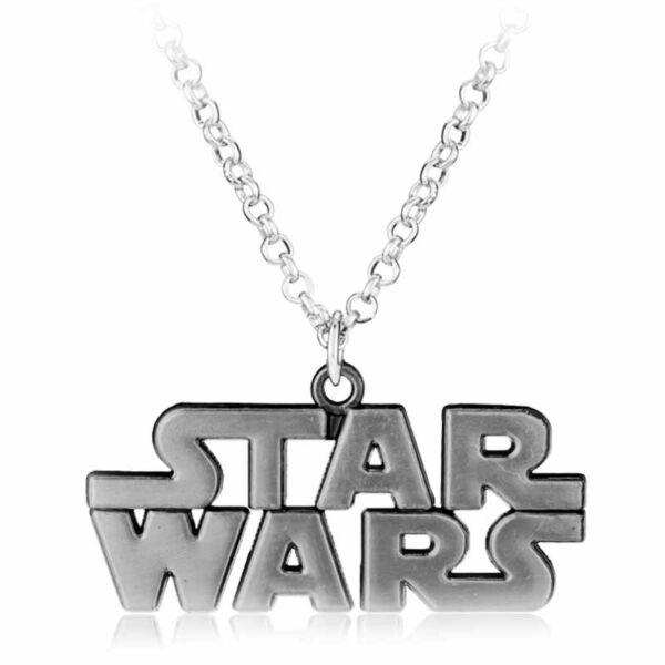 STAR WARS felirat medál nyaklánccal