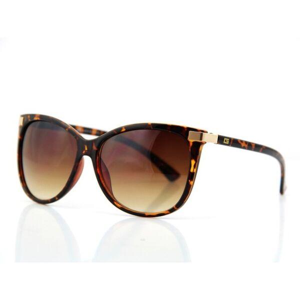 divatos női napszemüveg, leopárd