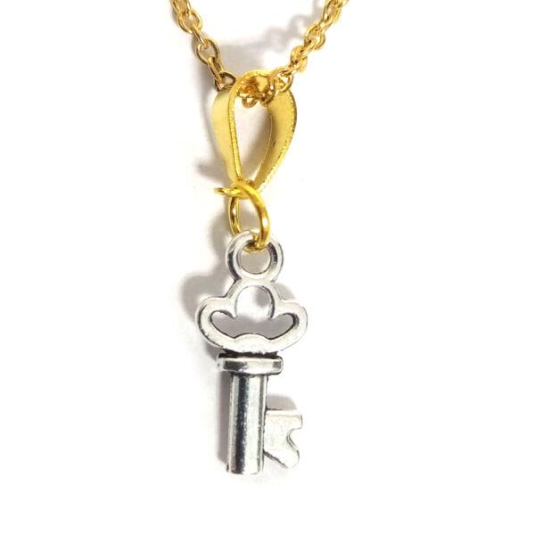 Ezüstkulcs -medál-választható-láncra-vagy-karkötőre-kulcstartóra