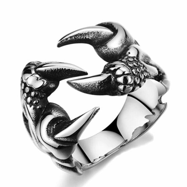 Karom nemesacél gyűrű, több méretben