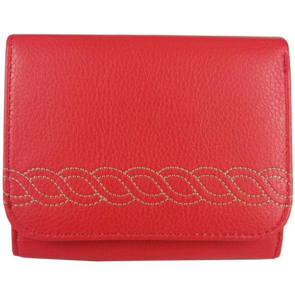 Marks&Spencer piros pénztárca